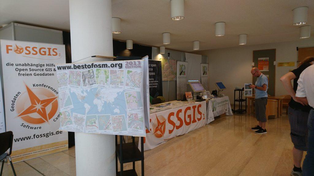 OSM Stand Karten