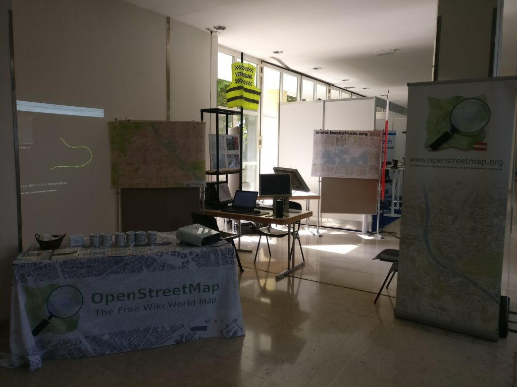 OSM Stand Tag 1