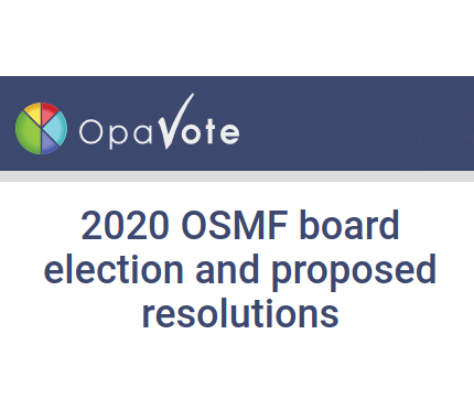 OSMF Election